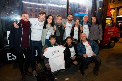 Desnúdame Solidario con la Fundación Eddy-G