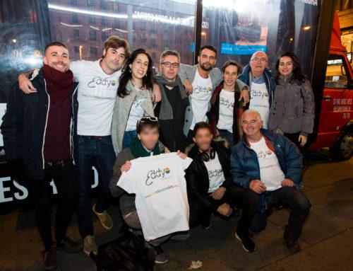 DKISS colabora con la Fundación Eddy-G