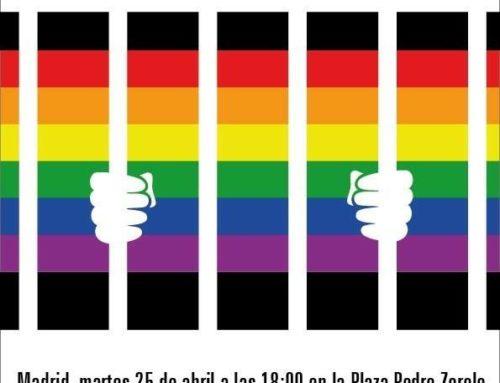 Desde la Fundación Eddy-G nos solidarizamos con el colectivo LGTB de Chechenia