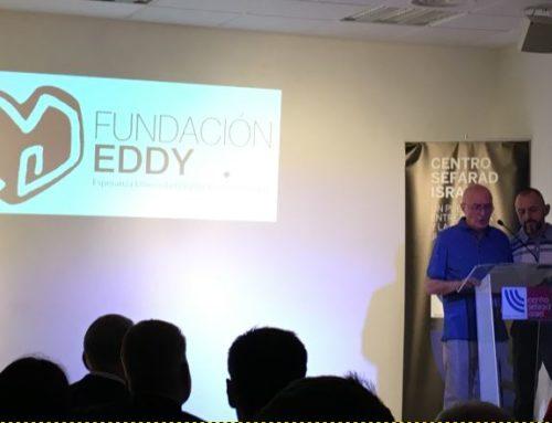 La Fundación Eddy-G celebra su primer aniversario