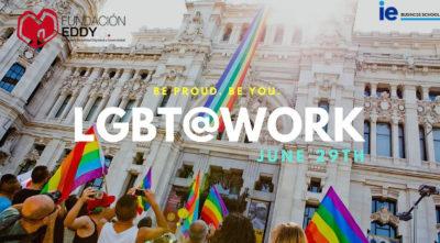 El evento LGBT@work apradina a la Fundación Eddy-G
