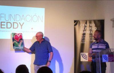Entrega de Premio Eddy-G a la Diversidad