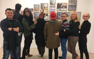 Merienda con Topacio Fresh, Cintia Lund y Mario Vaquerizo