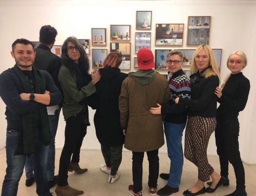 La Fresh Gallery abre sus puertas a l@s jóvenes de la Fundación Eddy-G