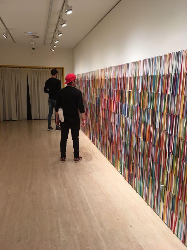 Exposición en el Museo Thyssen