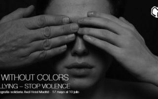 Cartel de la exposición A Year Without Colors