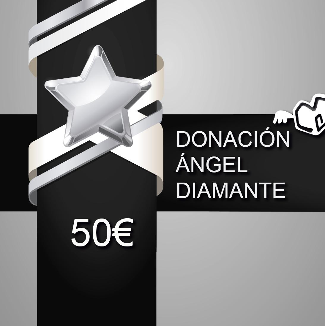 DONACION DIAMANTE fundacion eddy