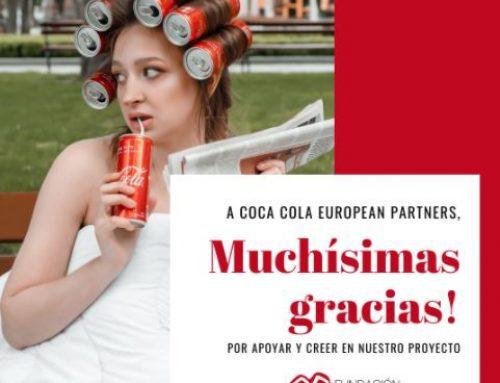 CocaCola European Partners, colabora con la Fundación Eddy-G
