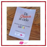 Libro poemas LGBTI Rifa solidaria Fundación Eddy-G